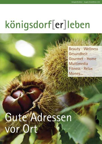 königsdorf[er]leben - Ehrenfeld erleben