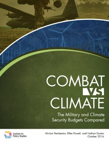 Combat vs Climate 1