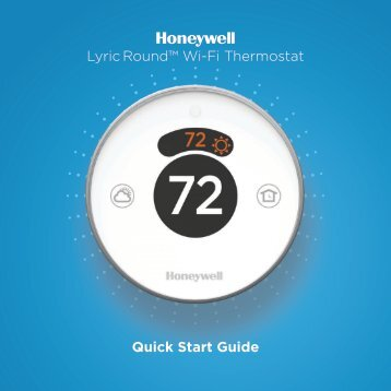 Honeywell lyric overview brochure honeywell lyric round wi fi thermostat second generation rch9310wf asfbconference2016 Choice Image