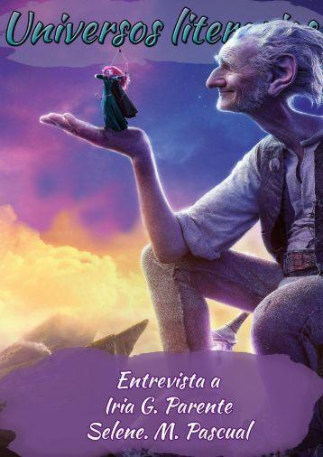 Revista octubre 2016 Universos Literarios