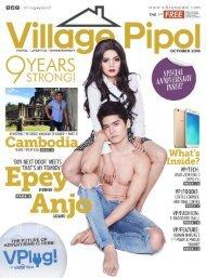 Village Pipol October 2016 Issue