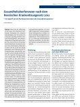 Kinderbetreuung an hessischen Krankenhäusern 2011 - Seite 6