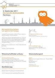 Wissenschaftliche Leitung - Deutsche Gesellschaft für ...