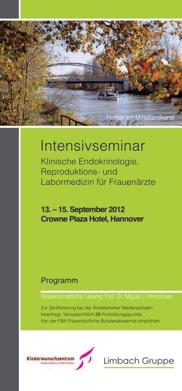 Intensivseminar - My Medical Education