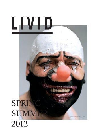 LIVID SPRING SUMMER 2012