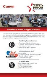 CPS PRO RUSH SERVICE FORM - Canon