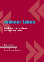 männer leben - G/I/S/A Gender Institut Sachsen-Anhalt