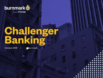 Challenger Banking