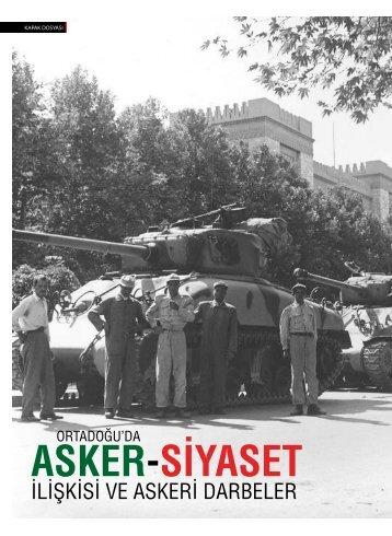 ASKER-SİYASET