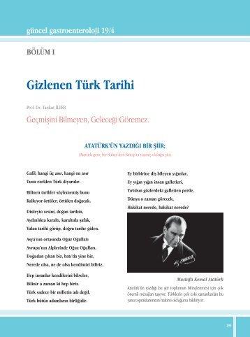 Gizlenen Türk Tarihi