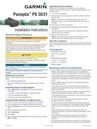 IP Series Pressure Transducer Installation Instructions