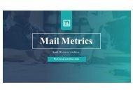 Mail Metrics New
