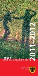 Veranstaltungskalender 2011-12.indd - frauennrw.de