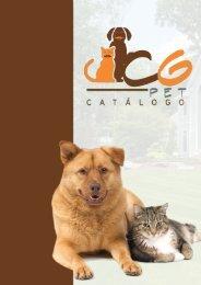 CATÁLOGO CG PET