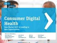 Consumer Digital Health