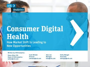 Consumer Digital Health