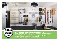 SOLID INFINITY SYSTEM Health & Fitness