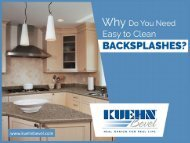 The Benefits of Adding a Backsplash to Your Kitchen or Bathroom