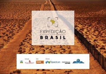 Ebook Expedição Brasil