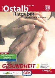 GESUNDHEIT2 - Gesundheitsnetz Ostalbkreis