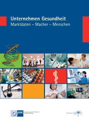 Unternehmen Gesundheit - Hochschule Aalen