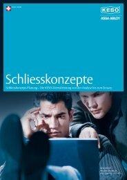 Schliesskonzepte - ASSA ABLOY (Switzerland) AG