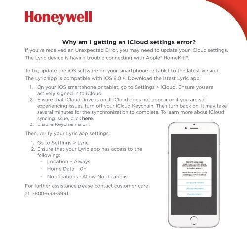 Honeywell Lyric Round&trade