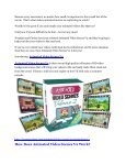 Animated Video Scenes V2 Review and (MASSIVE) $23,800 BONUSES - Page 2