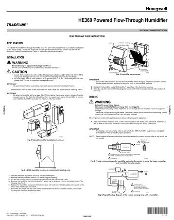 honeywell h360 power flow through humidifier he360a powered flow through humidifier installation instructions english?quality\\\\\\\\\\\\\\\=80 nest he360 humidifier wiring diagram gandul 45 77 79 119 12 Volt Solenoid Wiring Diagram at edmiracle.co