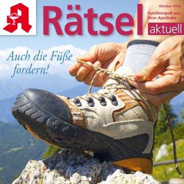 Rätsel-aktuell - Das Original der Apothekenzeitschriften