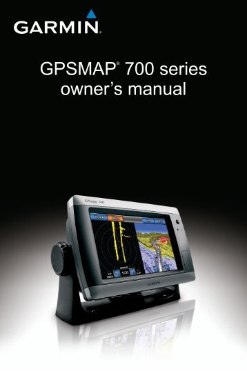 n vi 205 and 205w series owner s manual garmin rh yumpu com Garmin 492 498 Comparison Garmin 492 Helm Mount