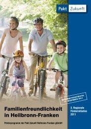 Familienfreundlichkeit in Heilbronn-Franken - Pakt Zukunft