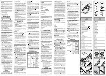 libretto istruzioni th 345 bpt