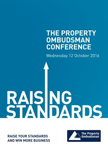 THE PROPERTY OMBUDSMAN CONFERENCE