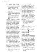 Electrolux EFL45466OW - Télécharger FR manuel au format PDF (16931 Kb) - Page 4