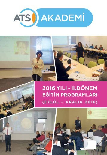 2016 YILI - II.DÖNEM