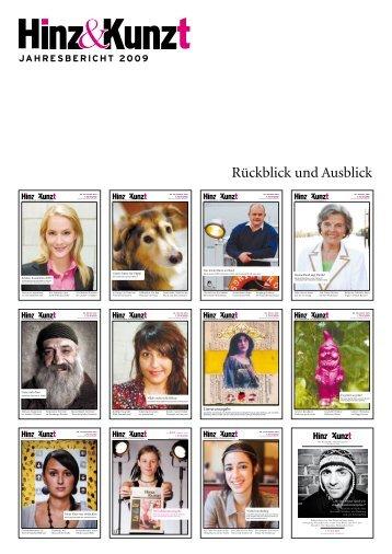 HinzKunzt Jahresbericht 2009