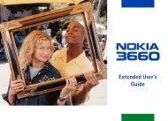 Nokia 3660 - Nokia 3660
