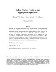 Aggregate Employment