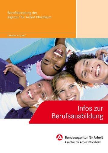 Infos zur Berufsausbildung - planet-beruf regional - Planet Beruf.de