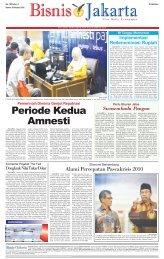 Bisnis Jakarta 6 Oktober 2016