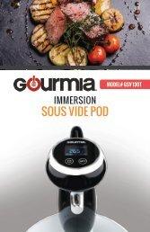 Gourmia 12 Can Mini Fridge -