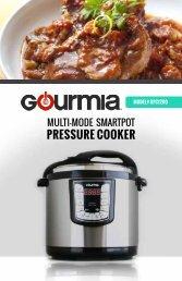 Gourmia 12Qt. Cooker -