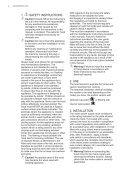Electrolux EFC90465OW - Télécharger FR manuel au format PDF (6442 Kb) - Page 4