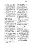 Electrolux EFC90465OW - Télécharger FR manuel au format PDF (6442 Kb) - Page 7