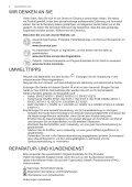 Electrolux EFC90465OW - Télécharger FR manuel au format PDF (15977 Kb) - Page 6