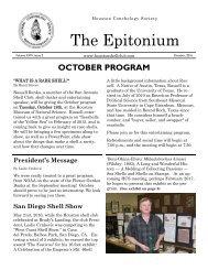 The Epitonium