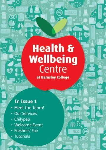 Health and wellbeing Newsletter Issue 1