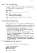 Electrolux EFC90467OK - Télécharger FR manuel au format PDF (6293 Kb) - Page 3