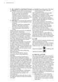Electrolux EFT60236OW - Télécharger FR manuel au format PDF (10863 Kb) - Page 4
